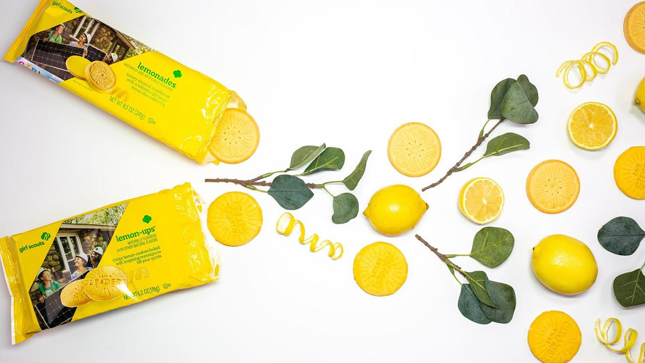 Girl Scouts Lemon-Ups