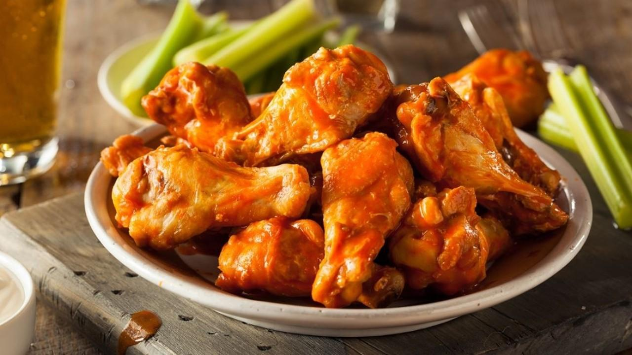Americans will eat 2 percent more chicken wings this NFL championship weekend than they did last year. FOX Business' Cheryl Casone with more.