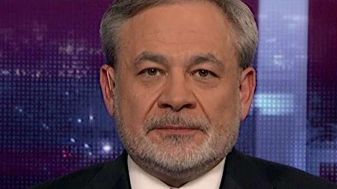 Energy Secretary Dan Brouillette says in an exclusive interview with FOX Business that the U.S. is very prepared for any possible cyberattacks from Iran.