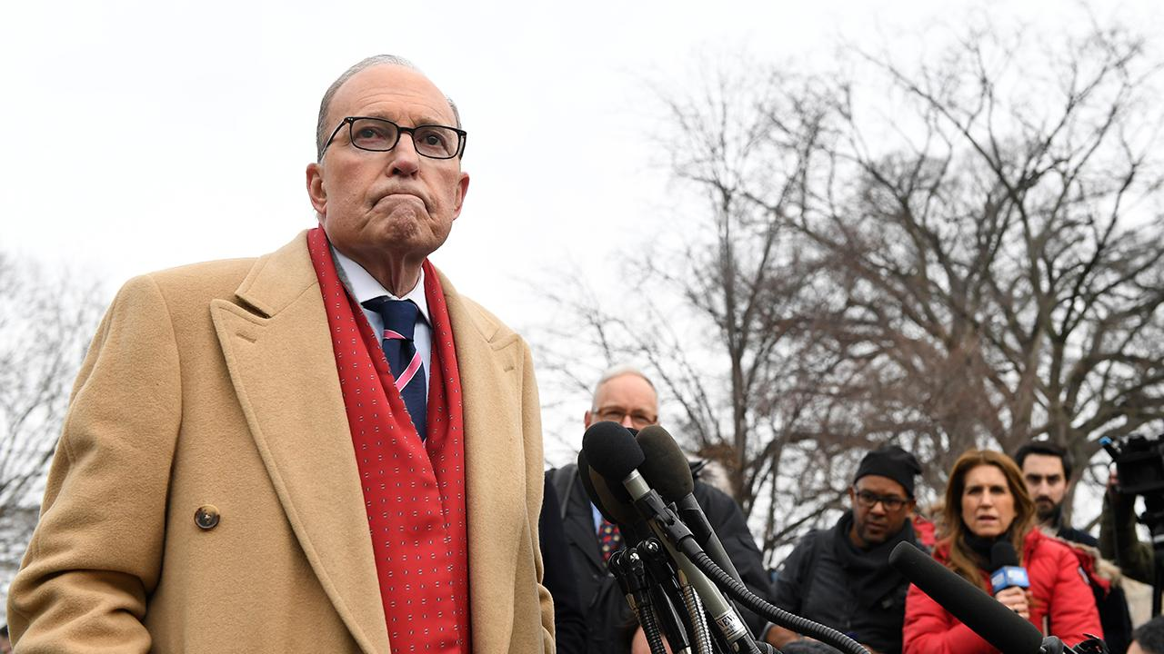 White House National Economic Council Director Larry Kudlow joins FOX Business for his first interview since the signing of the U.S.-China trade deal.
