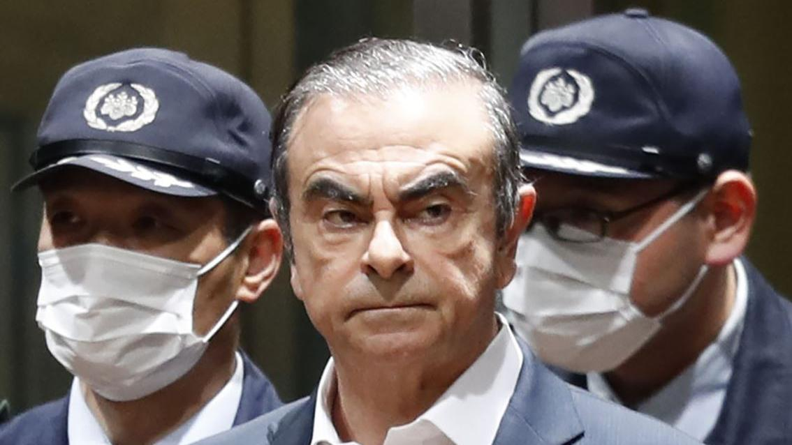 FOX Business' Maria Bartiromo spoke exclusively to Carlos Ghosn about what he will say during his upcoming press conference after his escape from Japan to Lebanon.