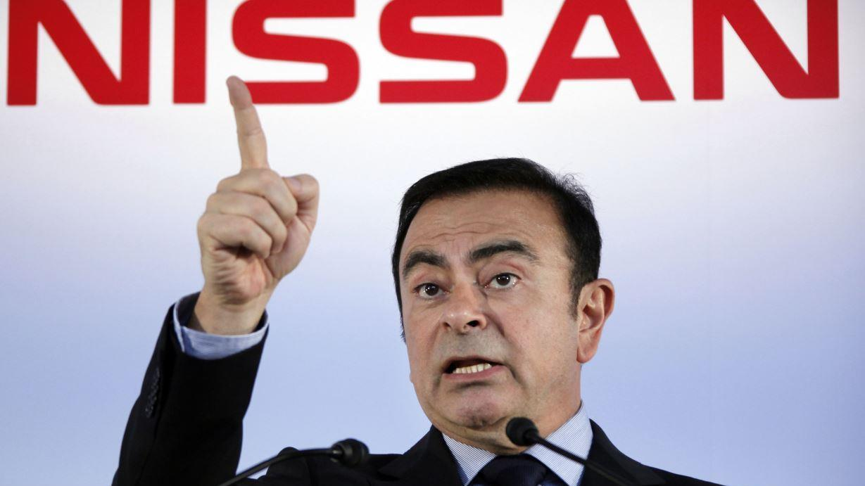 Former Nissan CEO Carlos Ghosn explains his willingness to cooperate with Lebanese officials after fleeing house arrest in Japan.