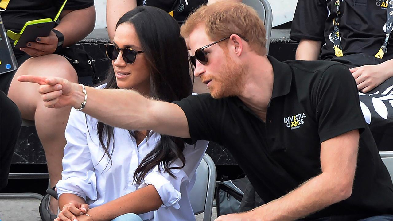 FOX Business' Ashley Webster breaks down the news that Prince Harry and Meghan Markle are stepping away from the royal family and aiming to be financially independent.