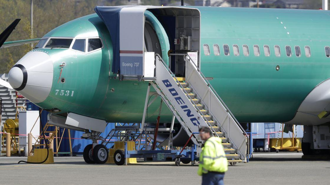 Boeing stocks slump on news of new software issues in 737 MAX software.