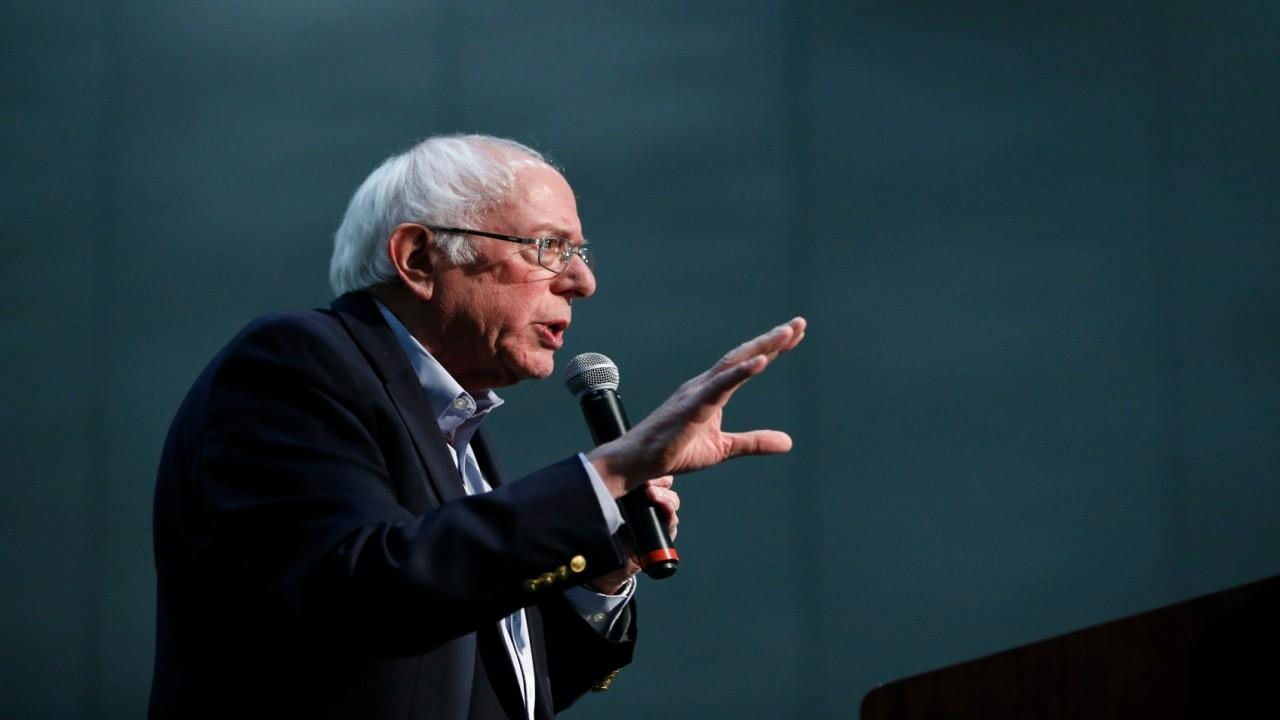 It seems to be Sen. Bernie Sanders versus the Democratic establishment, if you ask FOX Business' Kennedy. Former House Democratic Congressional press secretary Rochelle Ritchie, 'Part of the Problem' podcast host Dave Smith and Townhall.com political editor Guy Benson discuss.