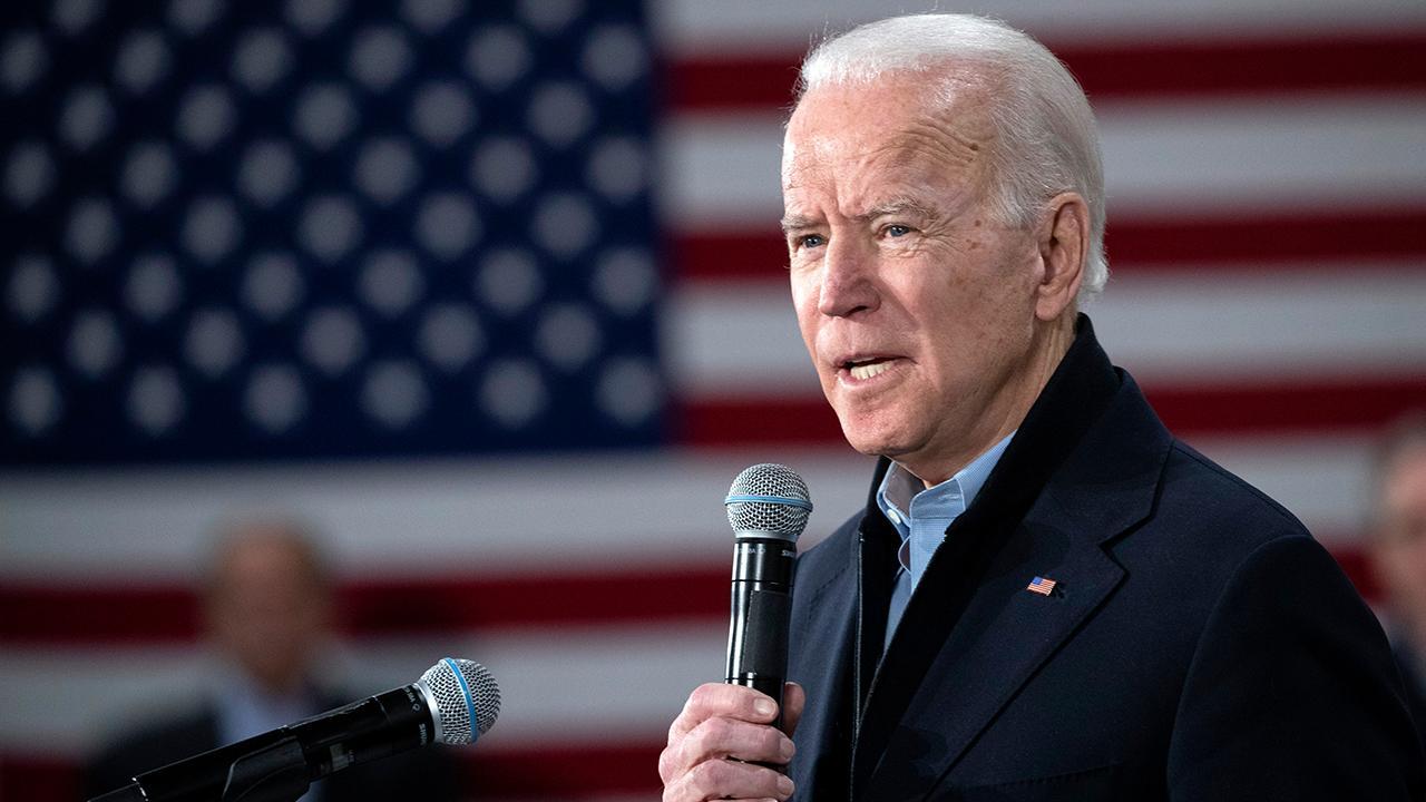 Sources tell FOX Business' Charlie Gasparino that Joe Biden's Wall Street support is waning following his Iowa loss.