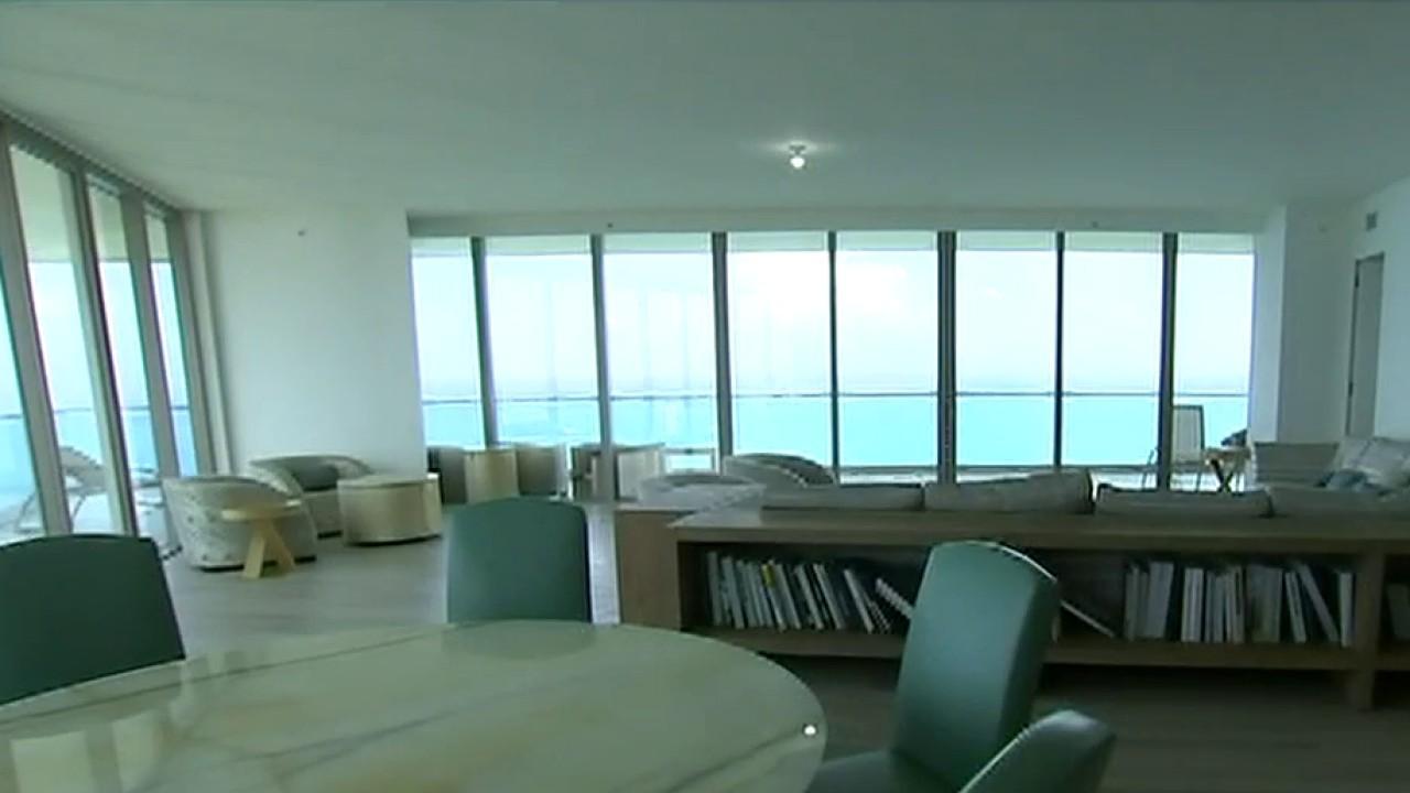Cheryl Casone reports from grand opening of Armani Casa luxury condos