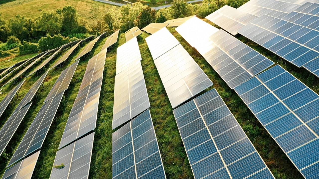 New England Investment and Retirement Group's Nick Giacoumakis shares why he's still confident in solar investments and talks about the U.S. Department of Justice's Joint Enterprise Defense Infrastructure (JEDI) contract.