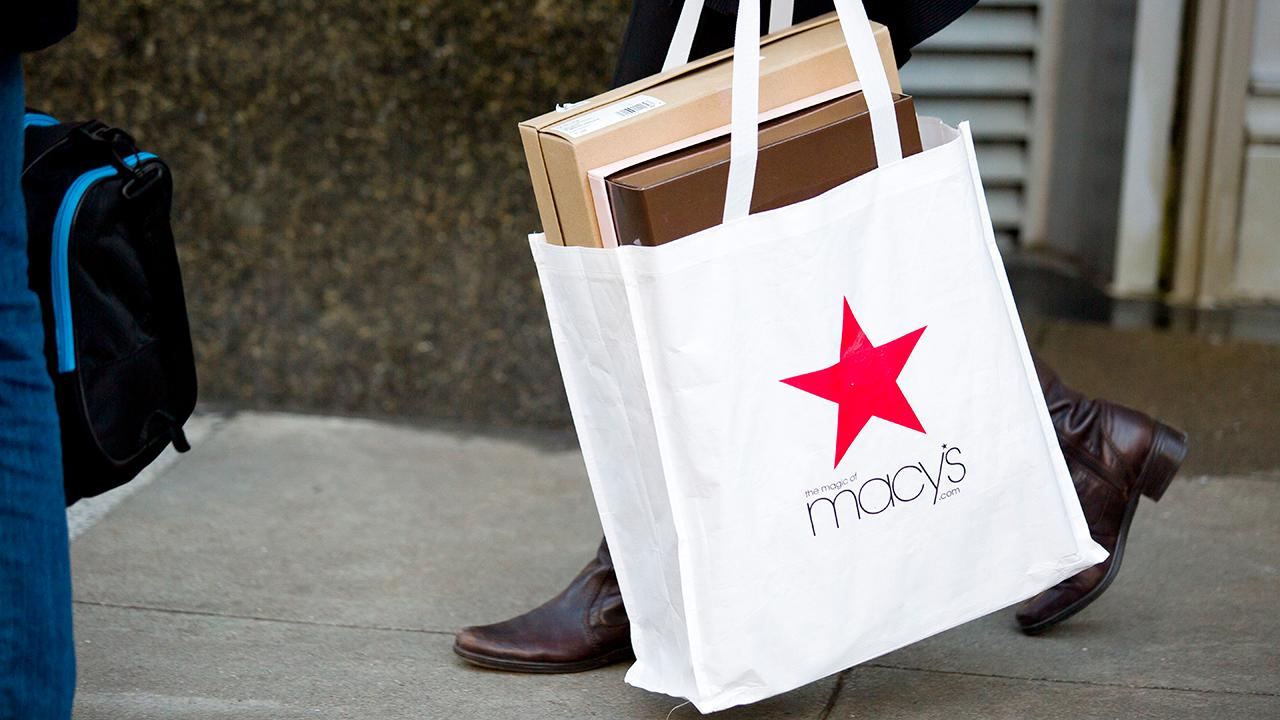 FOX Business' Kristina Partsinevelos reports on Macy's closing over 100 stores and its plans to reformat stores and improve fashion choices.