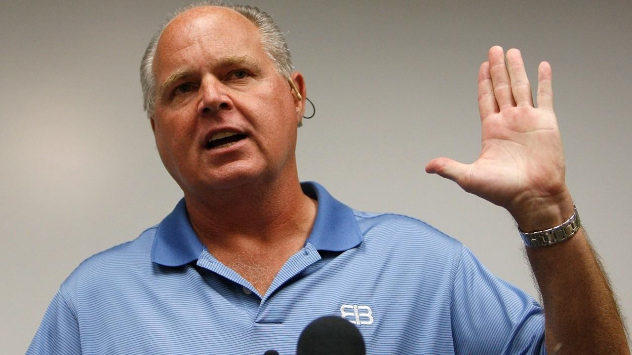 Conservative radio personality Rush Limbaugh announced on his show he has advanced lung cancer.