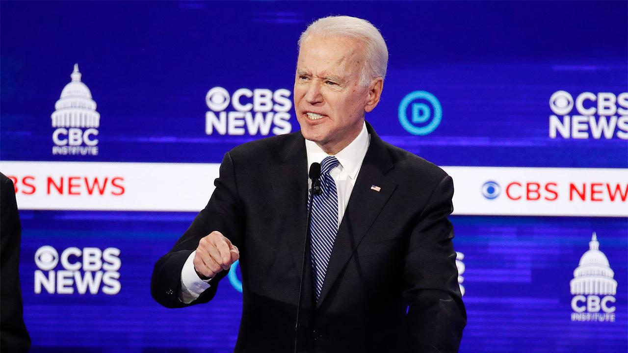 Democratic strategist and Celtic Strategies, LLC co-founder Kevin Walling, comedian Don Jamieson and Ackman-Ziff managing director Jason Meister share their thoughts on 2020 Democrat candidates.