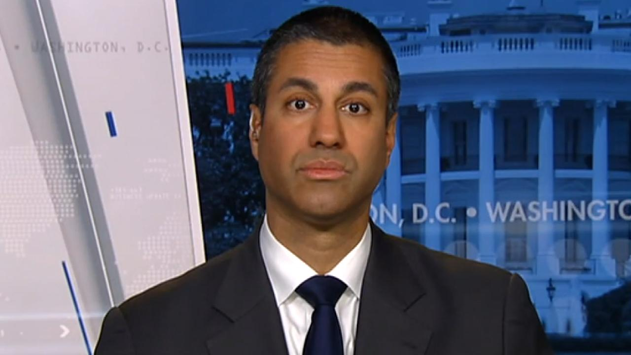 FCC Chairman Ajit Pai discusses plans to roll out 5G in the U.S. and how 'the fifth generation of wireless connectivity' will help Americans from many different backgrounds and jobs.
