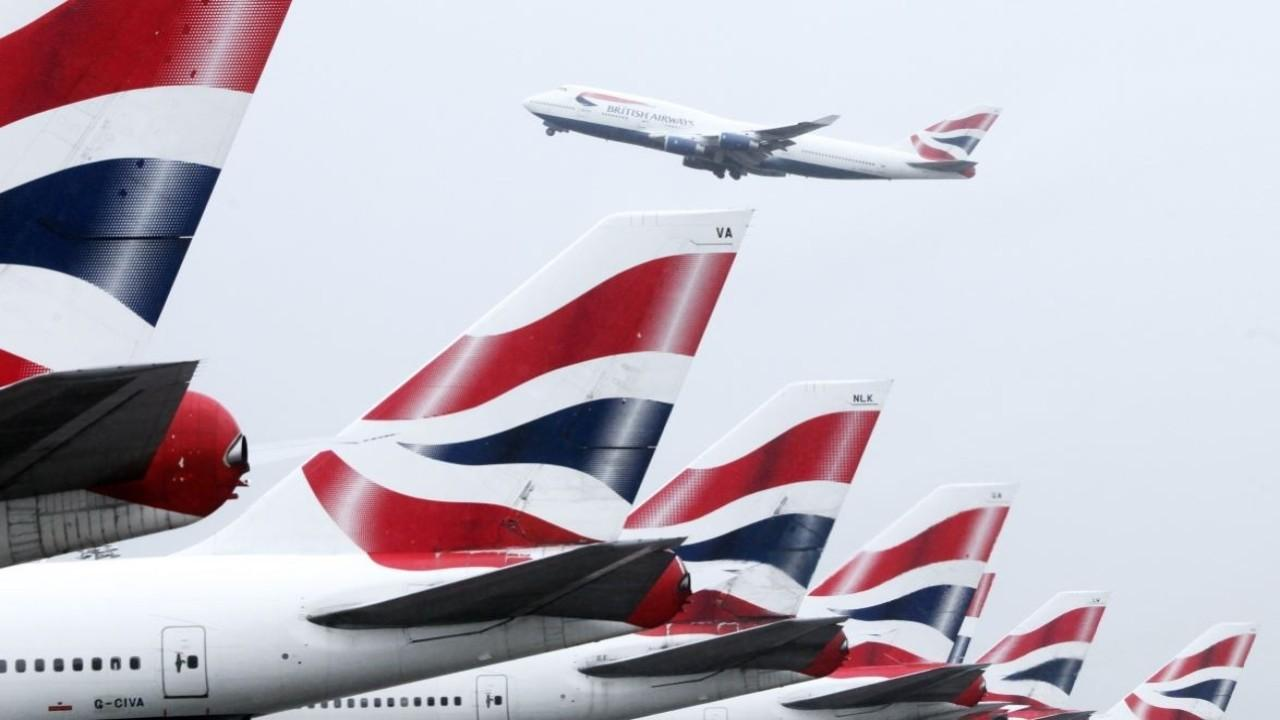 A British Airways flight from New York to London becomes the first subsonic plane to make the Atlantic crossing in less than 5 hours and big-tech companies are sending their employees into the classroom to teach tech to students. FOX Business' Cheryl Casone with more.