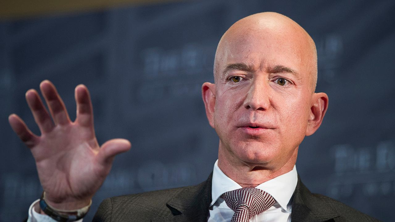 FOX Business' David Asman, Jackie DeAngelis and Kristina Partsinvelos, FOX Business contributor Gary Kaltbaum and Capitalist Pig founder Jonathan Hoenig discuss Amazon CEO Jeff Bezos' decision to invest $10-billion of his own money to combat climate change.