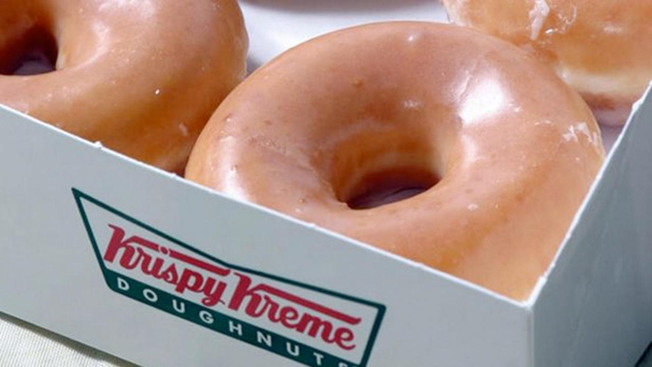 Morning Business Outlook: Krispy Kreme teams up with Doordash to offer national doughnut delivery service; Trump administration expected to ask Congress for funds to fight the deadly coronavirus.