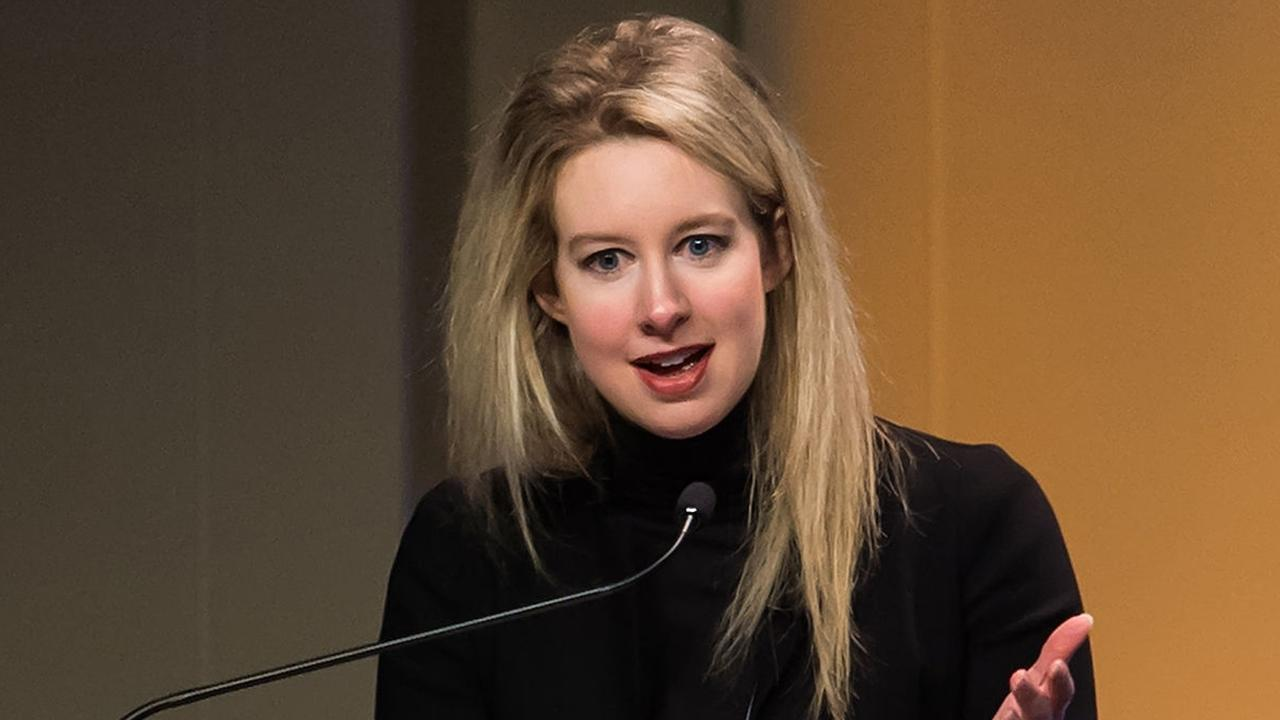 Theranos founder Elizabeth Holmes arrives at San Jose court over alleged fraud.