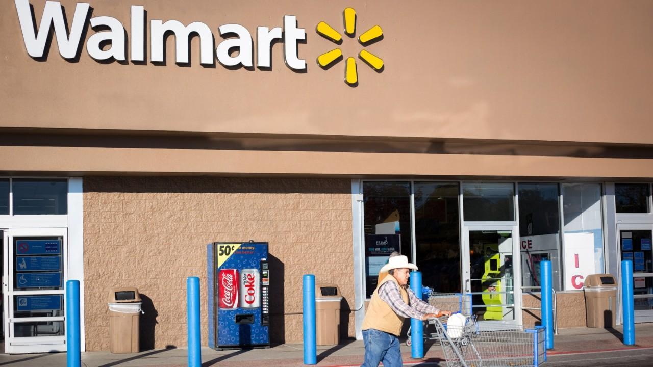 Strategic Resource Group's managing director Burt Flickinger says he's not worried about Walmart missing profit estimates.