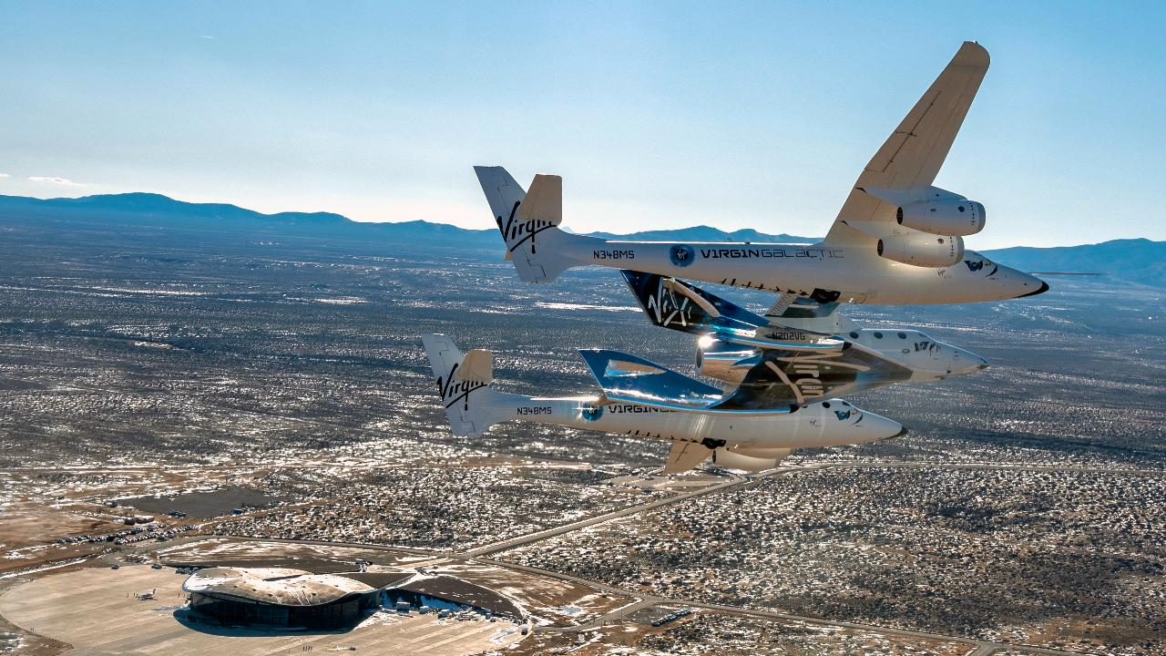 Virgin Galactic CEO George T. Whitesides discusses ticket sales for Virgin Galactic's space tour.