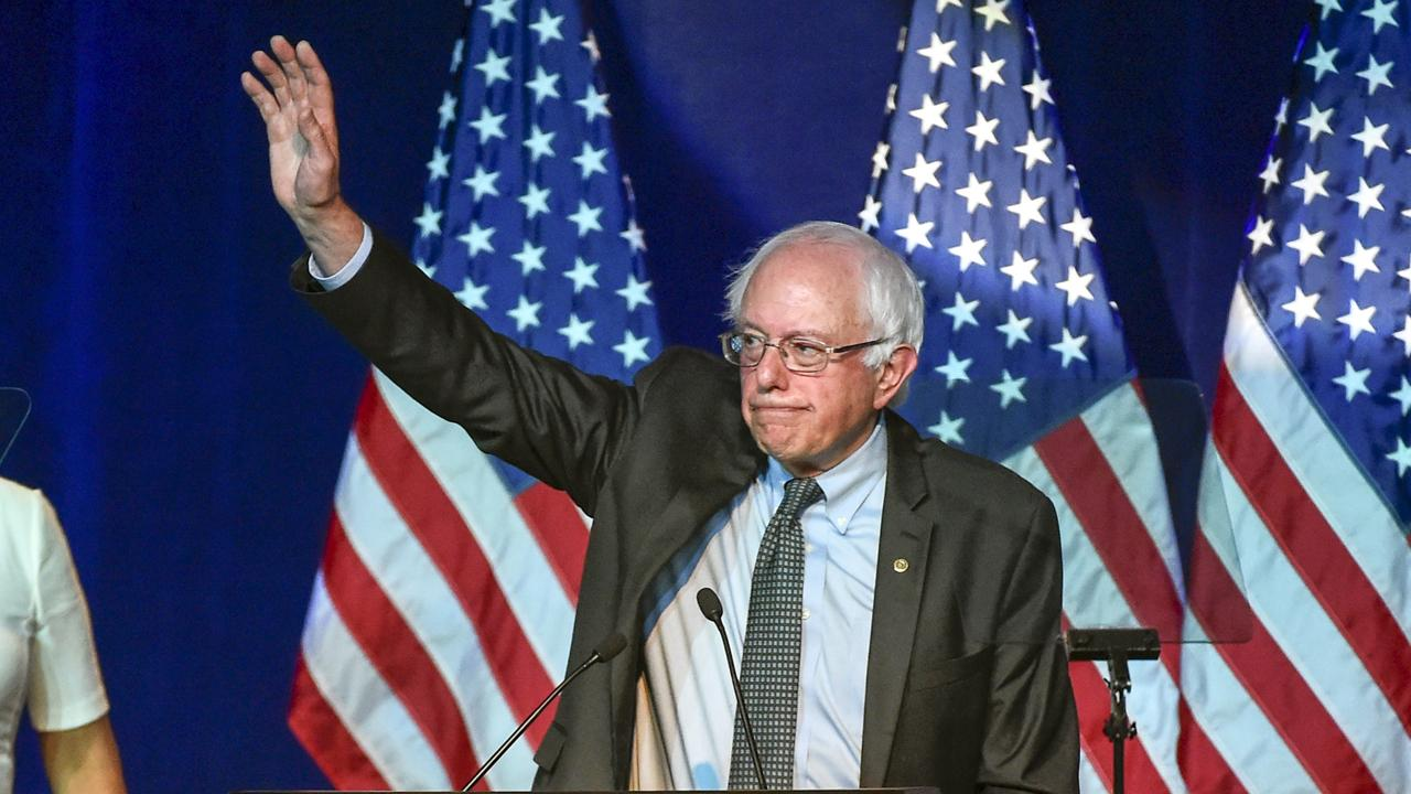 Bulltick Capital Markets chief investment strategist Kathryn Rooney Vera says the health care industry 'will fall' if Sen. Bernie Sanders, I-Vt., wins the 2020 presidential election.