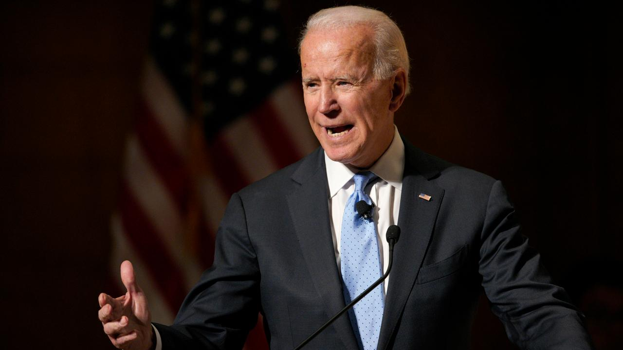 FOX Business' Charlie Gasparino says former Vice President Joe Biden's presidential campaign could be over if he doesn't perform well in South Carolina and, subsequently, Super Tuesday.