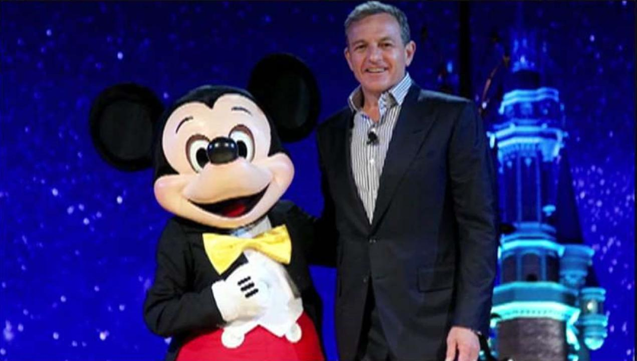 Walt Disney CEO Bob Iger is stepping down from his role immediately and has named Bob Chapek as the new CEO.