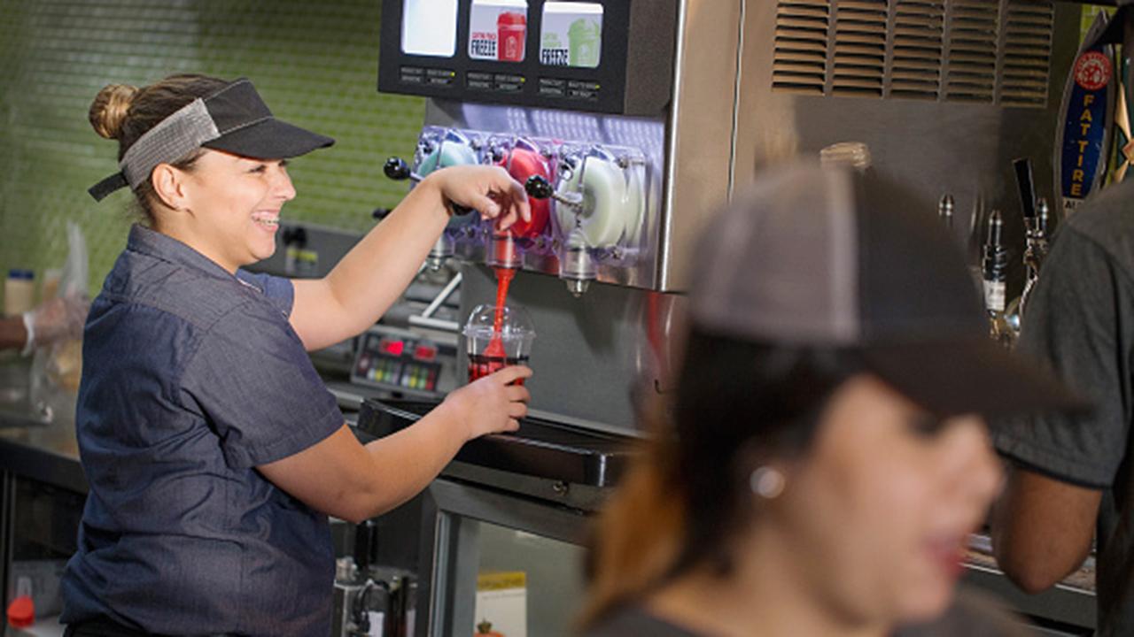Fast food jobs