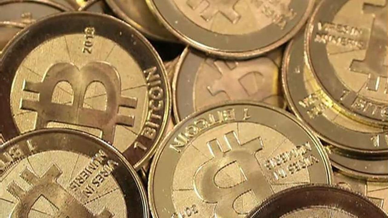 FOX Business' Kristina Partsinevelos reports on the 4,000 bitcoin -- about $39 million worth -- being auctioned off that were seized from people who were convicted of a crime.