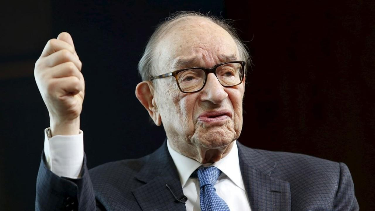 Former Federal Reserve chairman Alan Greenspan discusses the economic backdrop, the crowding out of domestic savings by government entitlement spending and the impact coronavirus will have on the U.S. economy as well as interest rates and inflation.