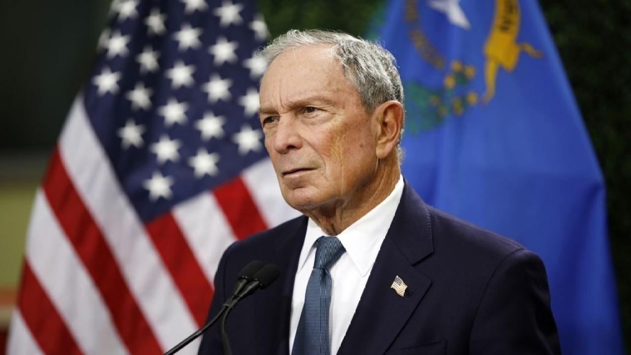 FOX Business' Edward Lawrence reports on former New York City mayor Michael Bloomberg putting together a plan for dealing with Wall Street as videos surface of his comments about minority groups.