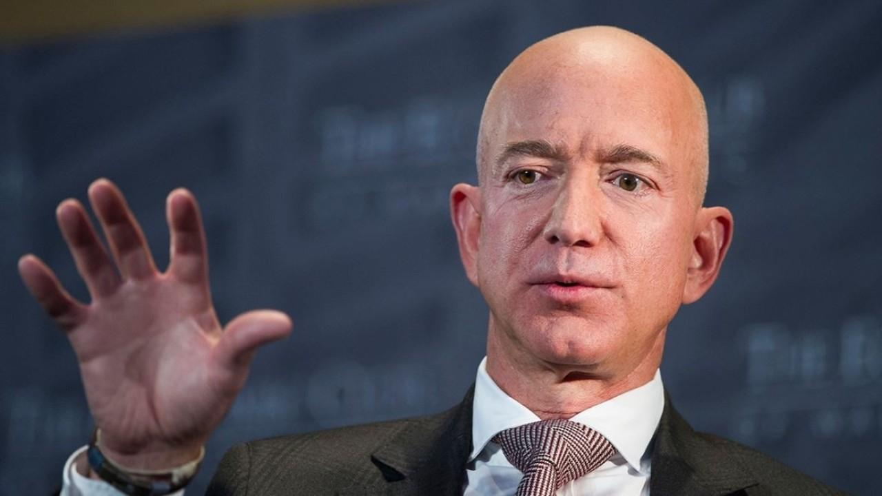Amazon founder Jeff Bezos has purchased the most expensive real estate in Los Angeles for $165 million, a mansion complete with gardens, guest houses and a nine-hole golf course. FOX Business' Ashley Webster with more.