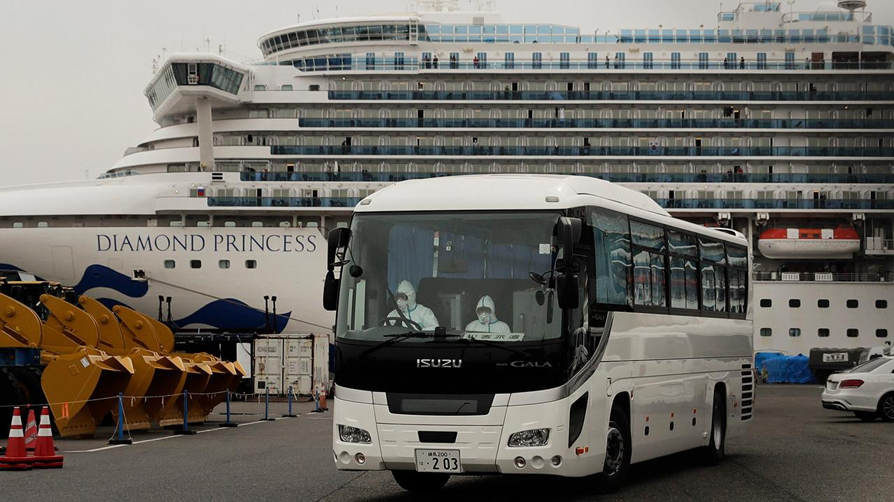 Nebraska Biocontainment Unit medical director Dr. Angela Hewlett, M.D., who successfully treated patients with Ebola in 2014, shares how her unit is monitoring Americans from the quarantined Diamond Princess cruise ship in Japan for coronavirus.