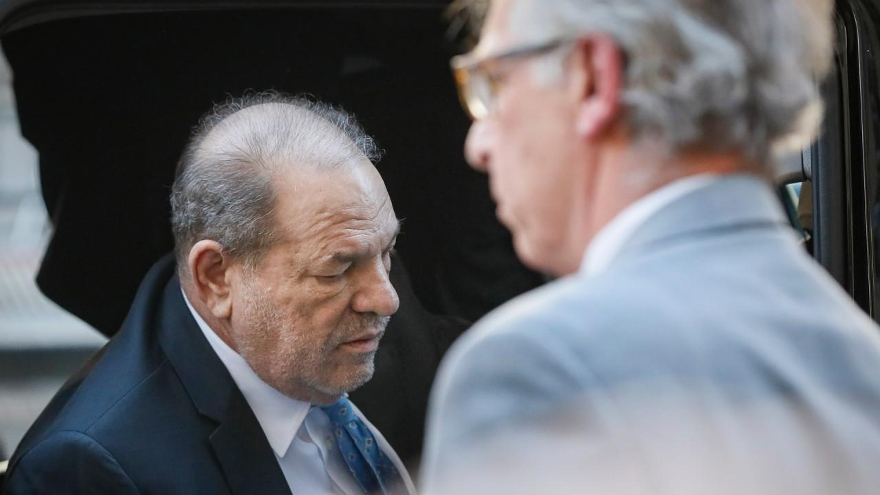Criminal defense attorney Randy Zelin explains why New York jail officials are concerned Harvey Weinstein's imprisonment might lead to anoher Jeffrey Epstein incident. He will be sentenced on March 11.