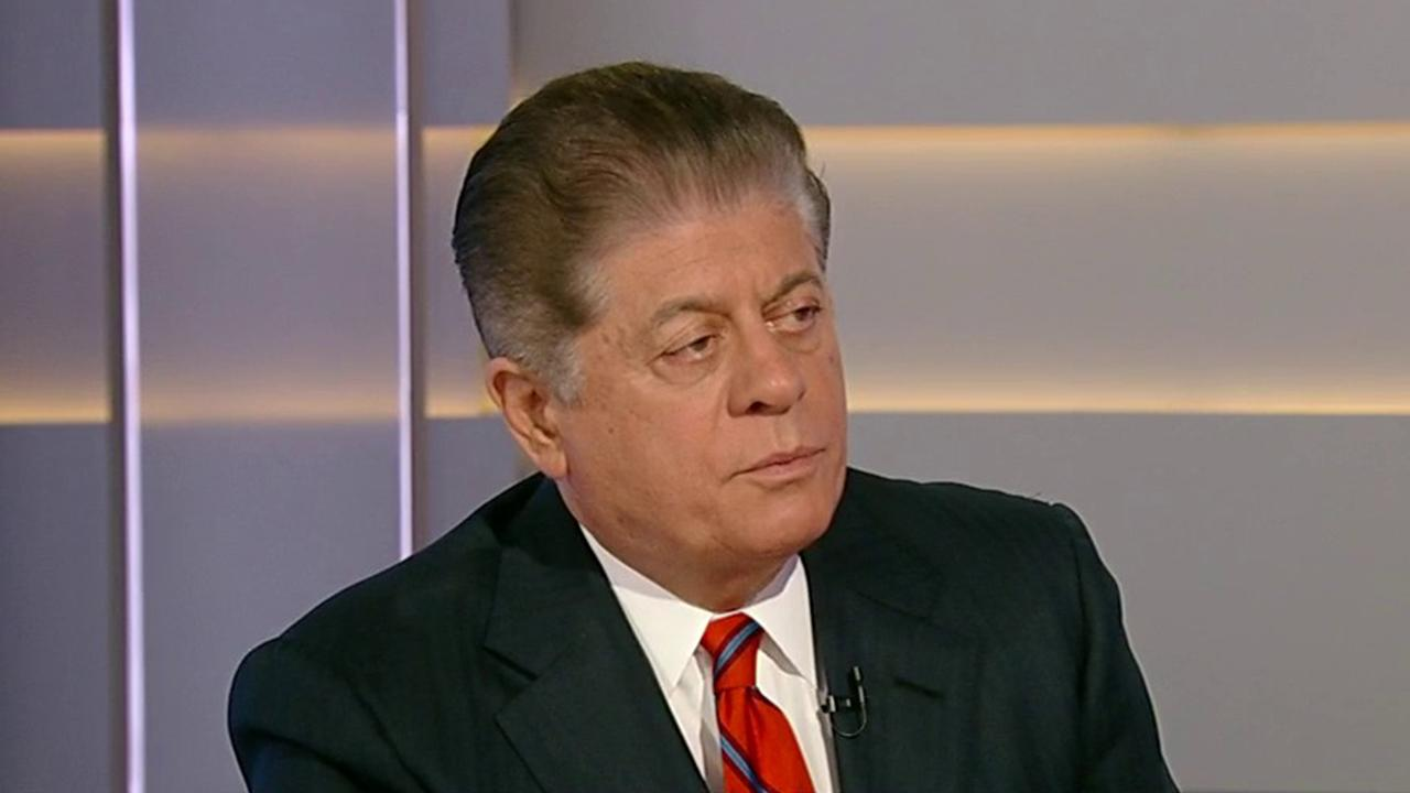Fox News senior judicial analyst Judge Andrew Napolitano provides legal insight into former Pimco CEO Douglas Hodge being sentenced to 9 months in prison over the college admissions scandal.