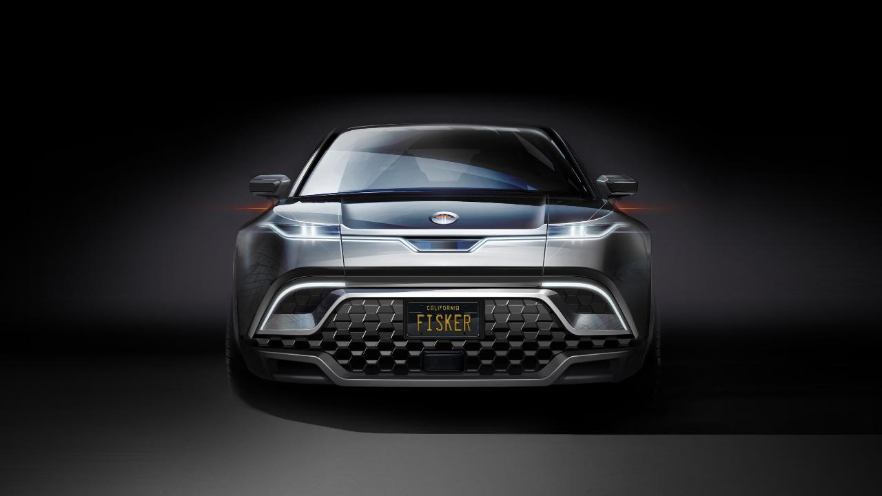 Fisker CEO Henrik Fisker discusses the Fisker Ocean electric SUV in comparison to Tesla products.