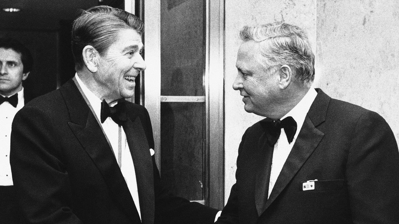 Presidential historian Craig Shirley compares the presidencies of Ronald Reagan and Donald Trump.