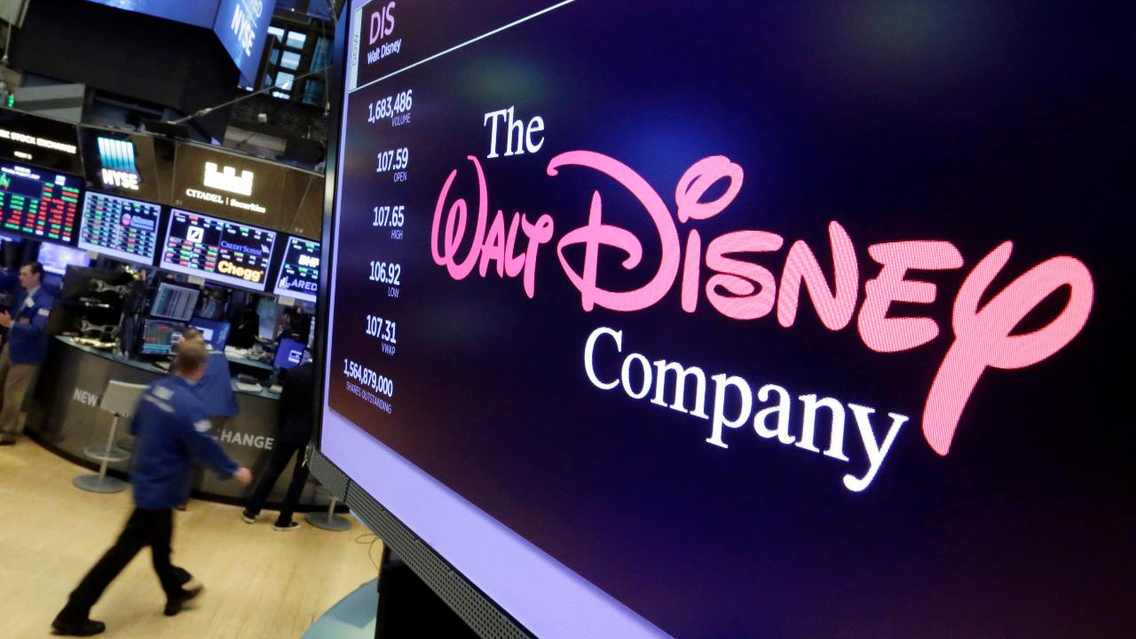 Steelhouse CEO Mark Douglas discusses Disney's boom in streaming users and stock price.