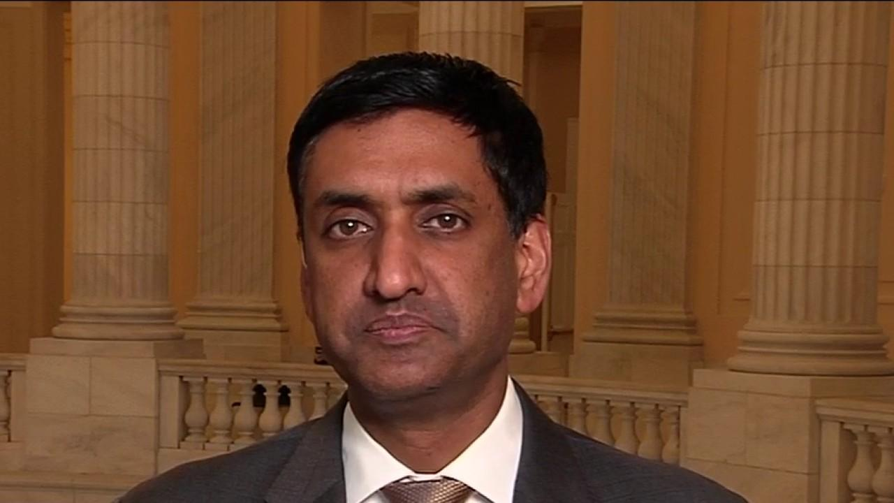 Rep. Ro Khanna, D-Calif., provides insight into his proposed bill focusing on 21st-century technology jobs that would cost roughly $900 billion over the next 10 years.