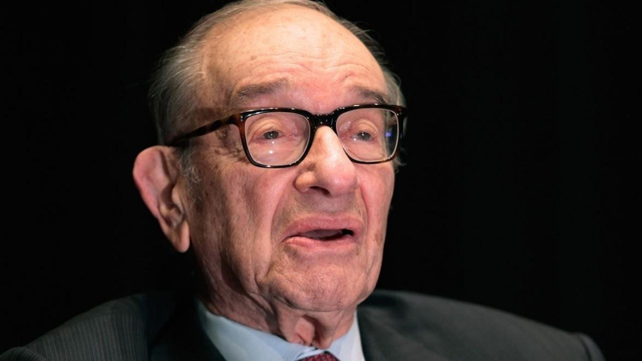 Former Federal Reserve chairman Alan Greenspan discusses inflation and the growing national debt.