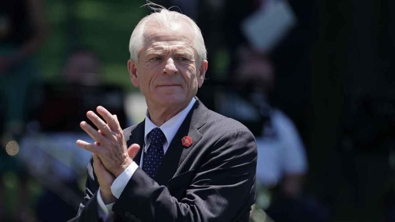 White House trade adviser Peter Navarro discusses how the coronavirus will impact American markets and whether the Chinese government is tracking American citizens.