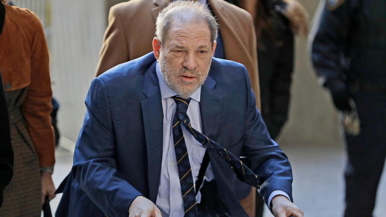 What is an appropriate prison sentence for Harvey Weinstein?