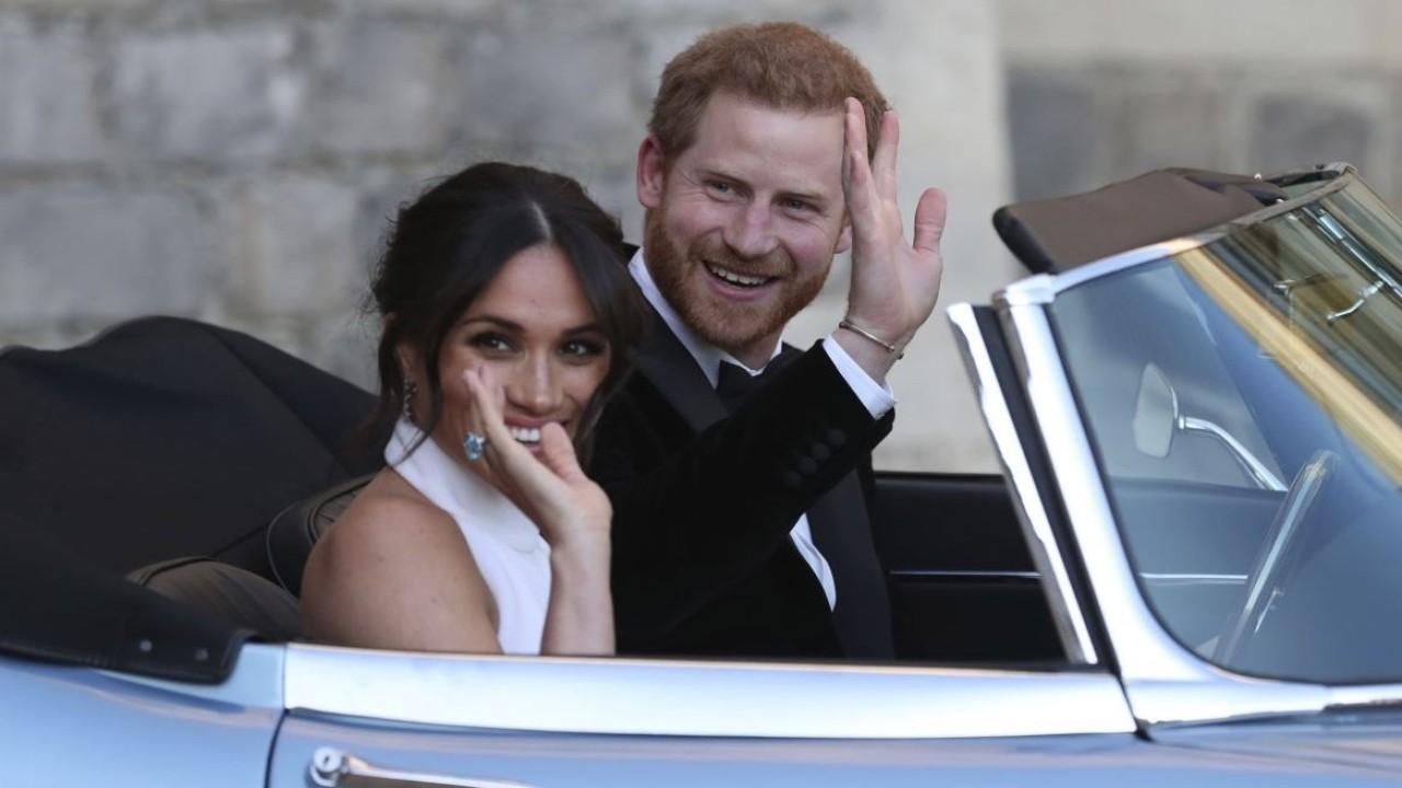 FOX Business' Ashley Webster on Prince Harry and Meghan Markle's reported interest in a home in Malibu, California, near the stars of Hollywood.