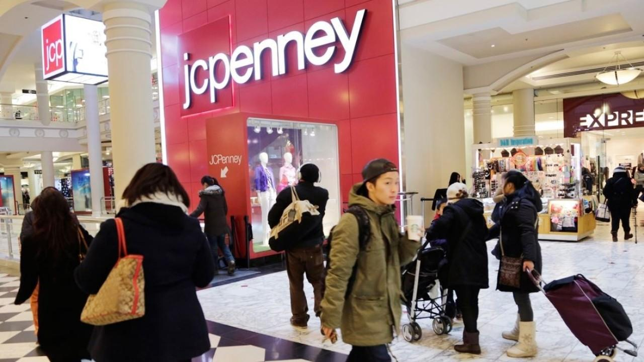 As a result of continued value below $1 per share, retailer J.C. Penney is in danger of being removed from the New York Stock Exchange. FOX Business' Kristina Partsinevelos with more.