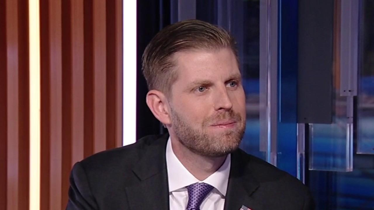 Trump Organization Executive Vice President Eric Trump provides insight into the U.S. economy, the 2020 presidential race, and the hotel business.