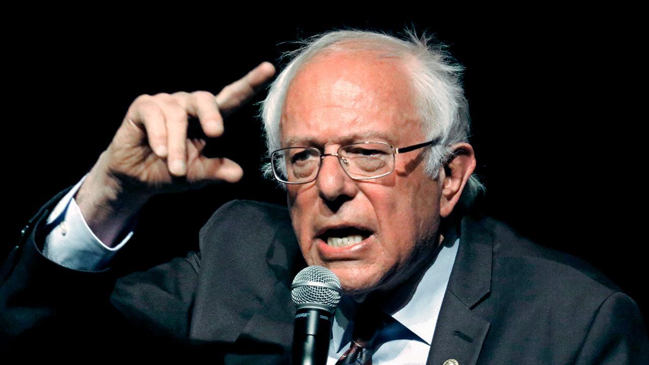 FOX Business' Hillary Vaughn now says Sen. Bernie Sanders, D-Vt., won the popular vote.