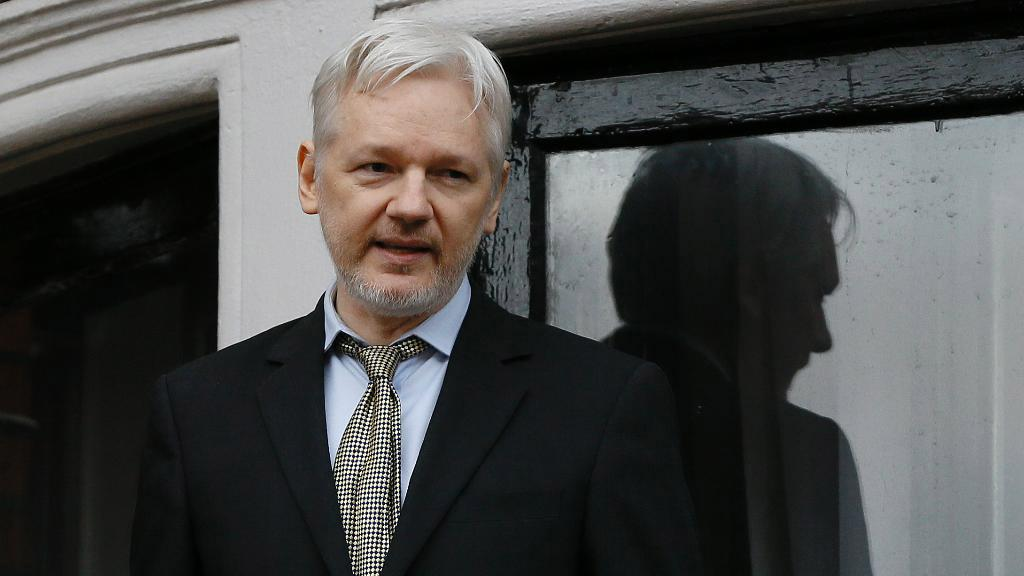 Government tried to prove Assange wasn't member of media: Ralph Nader