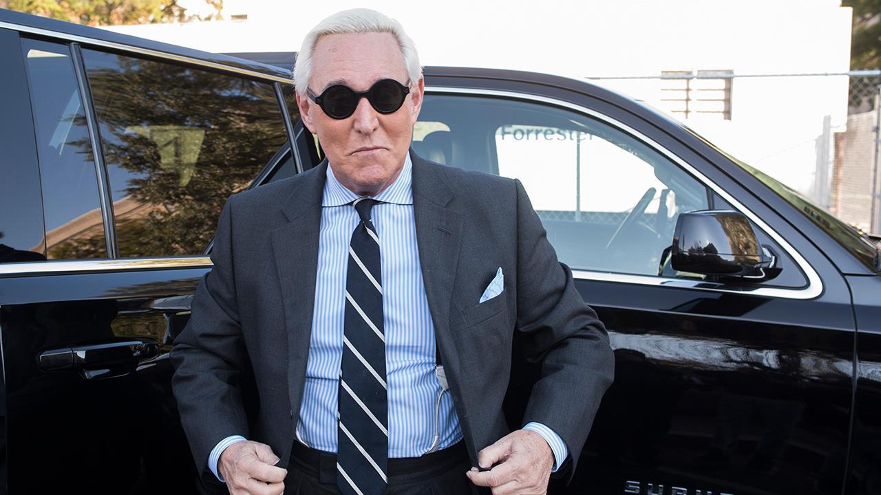 Trump defends Barr over Roger Stone sentencing