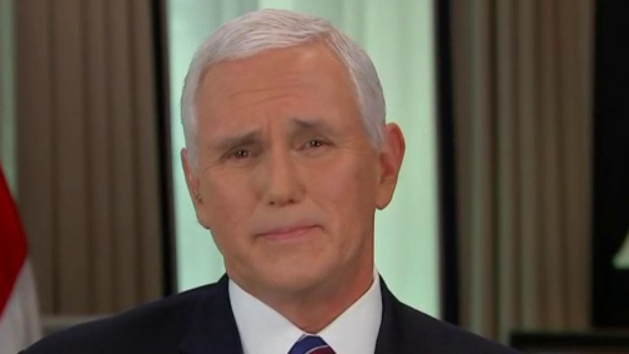 Vice President Mike Pence reveals tax cuts 2.0 will come before the election year commences.