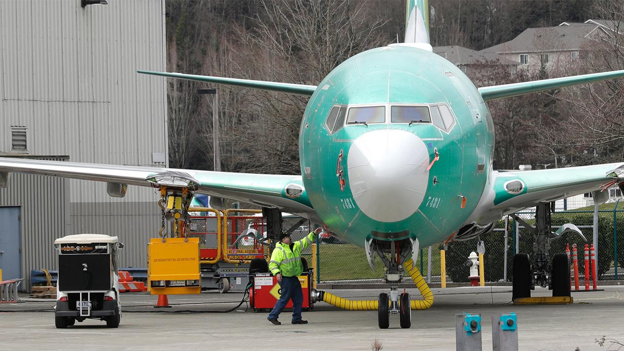 Fox Business Briefs: Boeing says it plans to stockpile more 737 Max parts than in the past to guarantee order flow for suppliers; study from Northeastern University finds smart speakers can be accidentally activated up to 19 times a day.