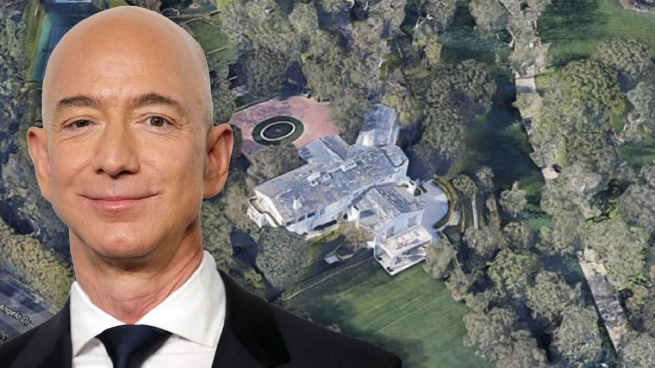 Amazon's Jeff Bezos has purchased the most expensive house in Los Angeles and Facebook's Mark Zuckerberg is calling for new regulation on big tech. FOX Business' Susan Li with more.