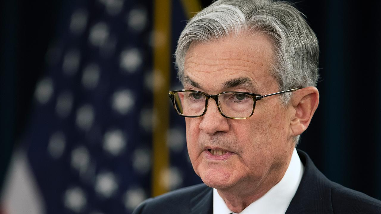 Federal Reserve Chairman Jerome Powell says the Fed is unlikely to adjust interest rates in 2020, as long as the economy stays on its current path of growth.
